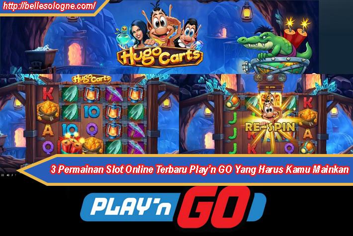 Slot Online Terbaru Play'n GO